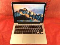 Macbook Pro 13 inch A1502 2.7GHz Intel Core i5 8GB RAM 128GB 2015 + WARRANTY, NO OFFERS - L693