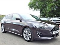 2019 68 FORD FOCUS 2.0 VIGNALE ECOBLUE AUTOMATIC 5d 148 BHP CALL 01224774455