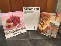 Kenwood Chef Manual, Cookbook , etc - New
