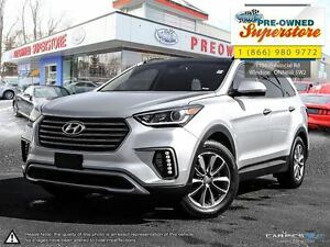 2017 Hyundai Santa Fe XL >>>3RD ROW, NAV, LEATHER<<<