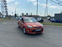 Ford Focus 1.6 TDCI titanium diesel with long mot and service history