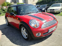 2007/57 Mini Cooper R56, Red, 40k, Chilli Pack, Superb example, only 40k with great history