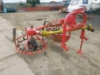 Tractor pz 300 haybob