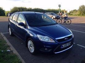 ford focus automatic 5 doors hatchback