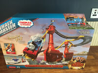 Thomas Tank Engine & Friends Trackmaster Shipwreck Rails Playset