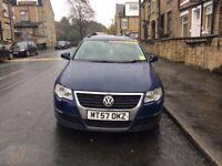 Leeds Private hire taxi plated Volkswagen Passat 1.9 tdi