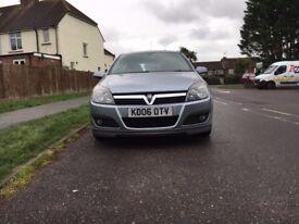 Vauxhall Astra 1.9 CDTi 16v SRi 5dr£1,695 p/x welcome 2006 (06 reg), Hatchback