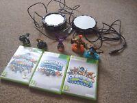 Xbox 360 Sklanders bundle
