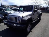 2008 Jeep Wrangler Unlimited 4 X 4WD