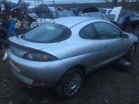 Ford puma 1.7 thunder breaking