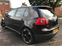 VW GOLF 1.6 AUTOMATIC 100K LOW MILES GTI LOOKALIKE BARGAIN £1299 NO OFFERS