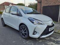 Toyota Yaris 1.5 VVT-i Icon Tech CVT 2020, Automatic