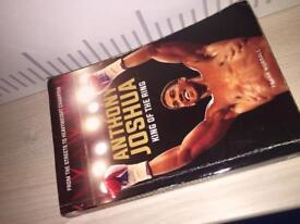 Anthony Joshua book