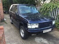 Range Rover P38 2,5 diesel BMW engine Breaking For Spares And Repairs
