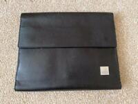 Knomo Knomad premium leather iPad organiser