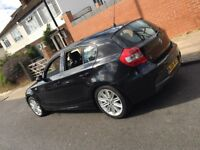 ***BMW 120d 1 SERIES M SPORT ALL LEATHER INTERIOR***