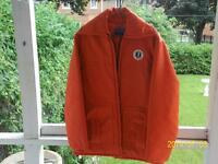 Mustang floater coat, men's small $20