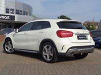Mercedes-Benz GLA Class GLA220 CDI 4MATIC AMG LINE PREMIUM PLUS (white) 2014-04-29