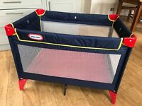 Little Tikes Travel Cot/ Play Area