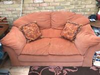 1 + 2 seat sofa set