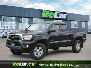 2013 Toyota Tacoma REDUCED | 4X4 | 5-SPEED | LOADED