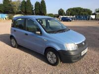 Fiat panda 1.2 petrol 2007 very low miles