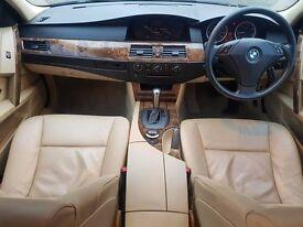 BMW 525d Auto Private Full Cream Leather