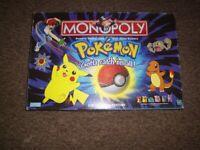 Poke'mon Monopoly Collectors Edition