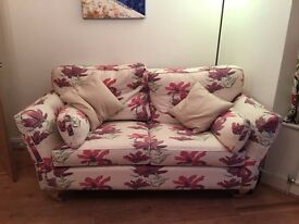 Multiyork two seat sofa - excellent condition, barely used
