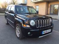 JEEP PATRIOT 2.4 S-LIMITED 4X4 ** SERVICE HISTORY ** FULL LEATHER SEATS