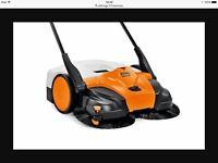 STIHL KG 770 professional sweeper