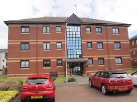 One bedroom ground floor apartment with secure door entry and resident parking. Unfurnished