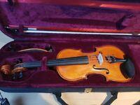 excellent violin