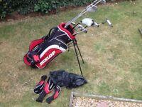 Golf Clubs Set £45 Right Hand