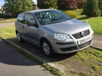 VW POLO SE IMMACULATE PERFECT RUNNER 55 plate