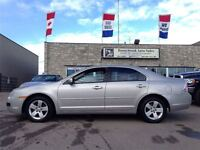 2007 Ford Fusion SE COMES FULLY MECHANICALLY SAFETY CERTIFIED AL