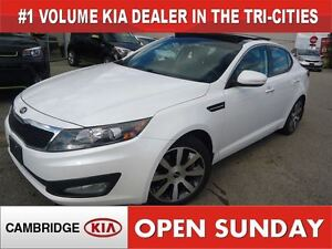 2013 Kia Optima EX LUXURY / UVO / ROOF / LEATHER