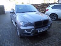 BMW X5 DIESEL 2007 SE 7 SEATS NEW SHAPE