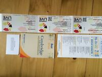 1 Ticket for Cambridge Folk Festival, Full Festival, Coldham's Common Campsite