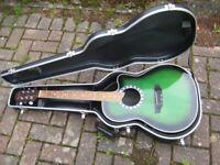 3x Guitars