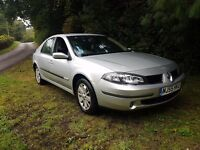 2005 RENAULT LAGUNA 1.9 DCI AMAZING ON FUEL IDEAL CHEAP FAMILY CAR MOT UNTIL JULY 2017