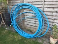 32mm water pipe, approx 35m long