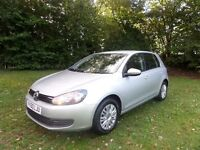 VW GOLF 1.6TDI S **EXCELLENT FINANCE PACKAGES**