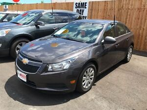 2011 CHEVROLET CRUZE LS+ - SATELLITE RADIO, POWER WINDOWS & LOCK