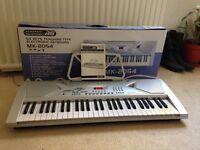 Electronic keyboard MK-2054