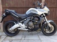 kawasaki versys 1 owner 400 miles from new