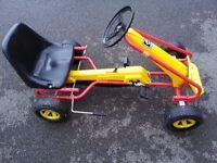 Kettler Go Kart Go Cart Go-Kart