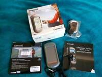 Garmin Oregon 450 hand held GPS with UK OS mapping