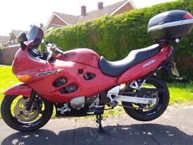 Suzuki gsx650f | in Bridgwater, Somerset | Gumtree