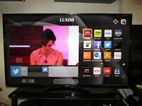 """NEW LUXOR 55"""" FULL HD LED SMART TV WITH FREEVIEW HD"""